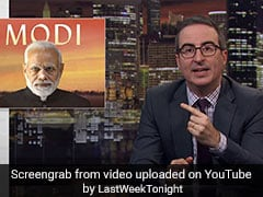 Comedian John Oliver Trends On Twitter For Remarks On CAA Against PM Modi