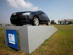 GM's First-Quarter China Car Sales Drop 43% As Coronavirus Cuts Demand
