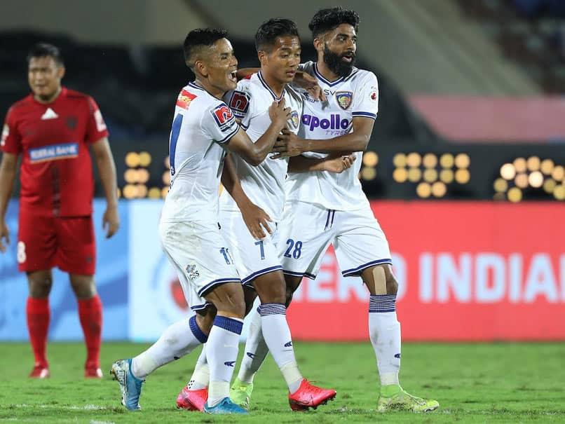 ISL: Late Equaliser Against NorthEast United Seals Playoff Spot vs FC Goa For Chennaiyin FC