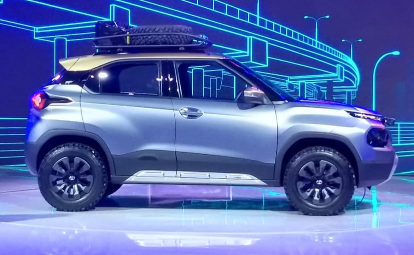 Auto Expo 2020: Tata HBX Mini SUV Revealed; To Be Positioned Below Tata Nexon
