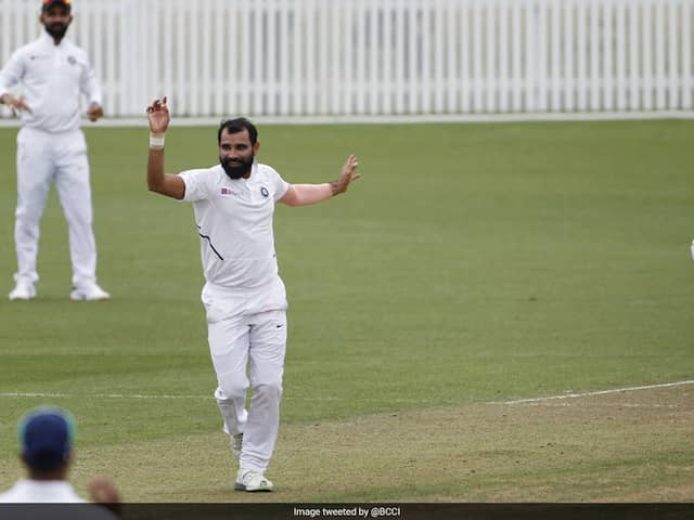 NZ vs IND: Mohammed Shami, Jasprit Bumrah Shine As India Take 1st Innings Lead vs New Zealand XI In Warm-Up Game
