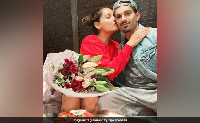 "Bipasha Basu Posts Birthday Wish For Husband Karan Singh Grover: ""Life Has Been Beautiful With You"""