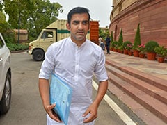 Delhi Chief Minister Only Bothered About Advertisements, Not People: Gautam Gambhir
