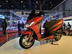 CNB Auto Expo Excellence Awards 2020: People's Choice Best Two-Wheeler - Aprilia SXR 160