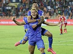 ISL: Mumbai City Pick Up Vital Injury-Time Win Over Jamshedpur FC