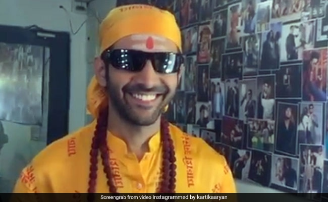 Kartik Aaryan 'Can't Stop Smiling.' Because, Bhool Bhulaiyaa 2