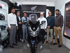 Honda Delivers First Forza 300 Mid-Size Scooter In India