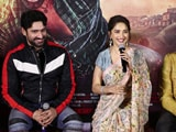 Video : I Love Action Films: Madhuri Dixit