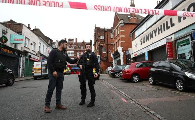 Man Shot Dead By Cops, 2 Stabbed In 'Terror' Attack In London