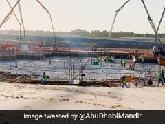 No Concrete, Steel To Be Used For Building UAE's First Hindu Temple