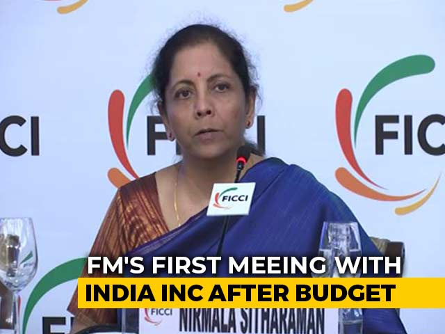 "Video : ""Should Not Repeat Past Mistakes Of Splurging,"" Says Finance Minister"