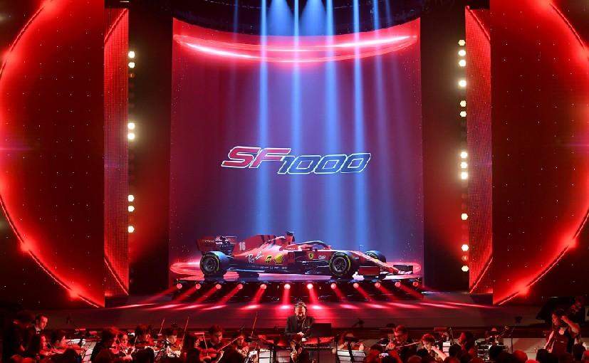 F1: Scuderia Ferrari Reveals SF1000 Formula One Car