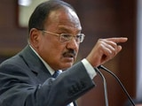 """Video : """"Enough Forces On Ground In Delhi, No One Needs To Fear"""": NSA Ajit Doval"""