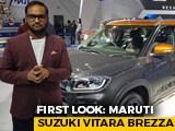 Video : Maruti Suzuki Vitara Brezza Facelift