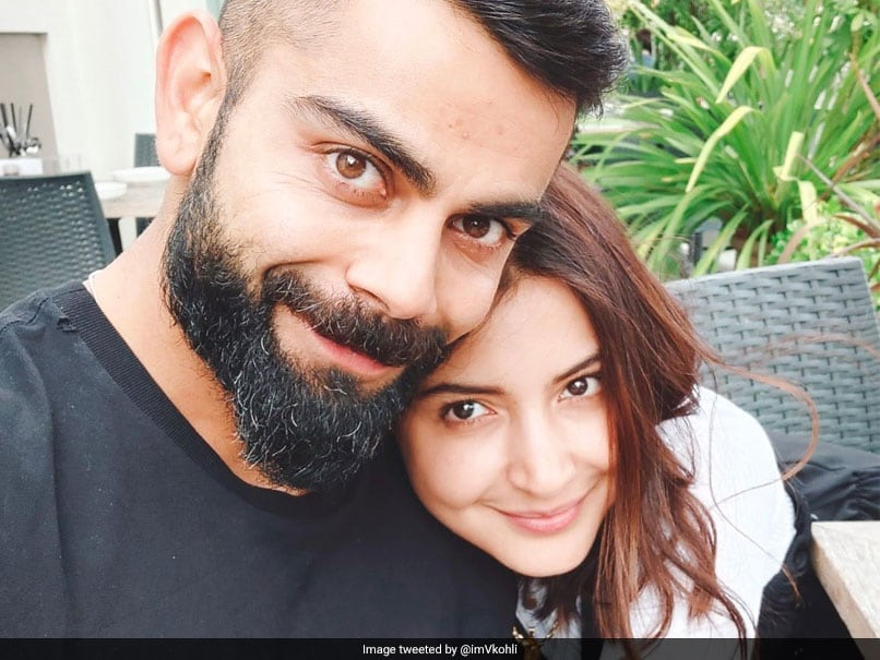 Virat Kohli Posts Picture With Anushka Sharma On Social Media, Wins Over Internet