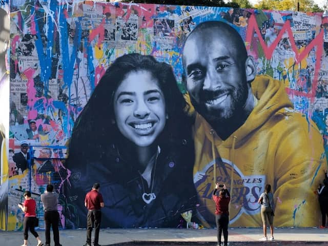 Kobe Bryant Memorial Set For February 24: Reports