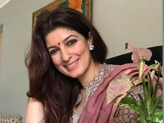 "Twinkle Khanna's Latest Post Shows What Happens When ""Life Puts On Its Art Director Hat"""