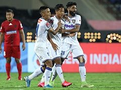 ISL: Late Equaliser Against NorthEast United Seals Playoff Spot vs FC Goa For Chennaiyin FC