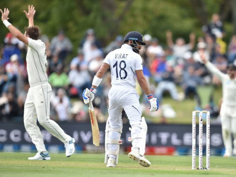 """Virat Kohlis Poor Form Continues, Faces Heat For """"Wasting"""" Review"""