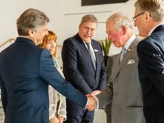 Prince Charles Opens New Tata JLR Innovation Centre In UK