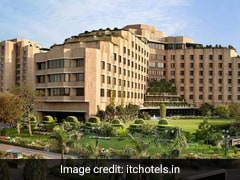 Three-Tier Security In Place At Delhi's ITC Maurya Ahead Of Trump Visit