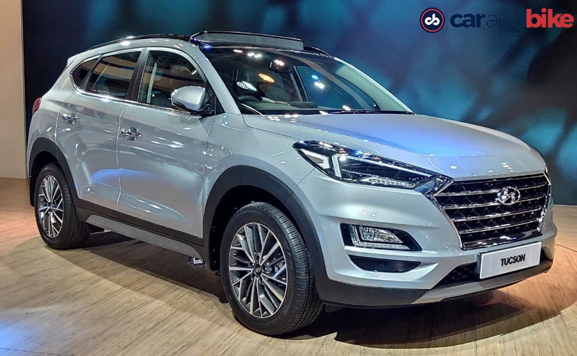 Hyundai Tucson Facelift India Launch Highlights: Prices, Images, Features, Specifications