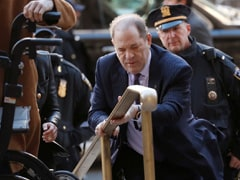 After A Four Seasons Breakfast, Harvey Weinstein Heads To Dank Jail