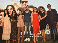 'Mentalhood' Trailer Launch - Karisma and Others Make It A Starry Affair