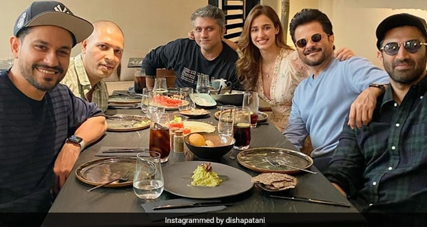 Team 'Malang' Celebrates Film's Success With A Delicious Italian Lunch