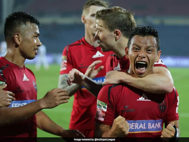ISL: NorthEast United And Jamshedpur FC Share Spoils In 6-Goal Thriller