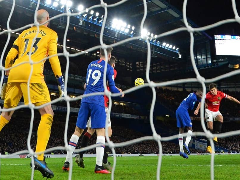 Anthony Martial, Harry Maguire On Target As Manchester United Stun Chelsea