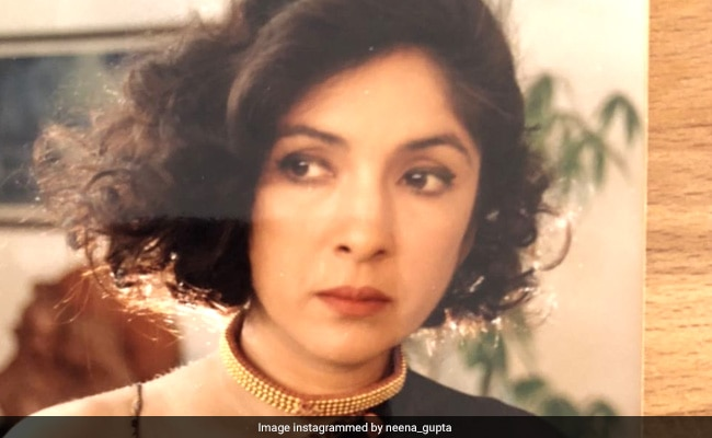 Neena Gupta In A 25-Year-Old Pic. Now That's What We Call A Throwback