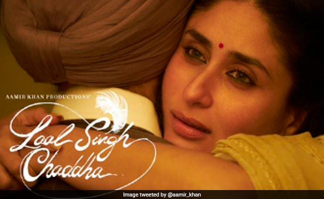 Laal Singh Chaddha: Aamir Khan Posts The Sweetest Valentine For Kareena Kapoor