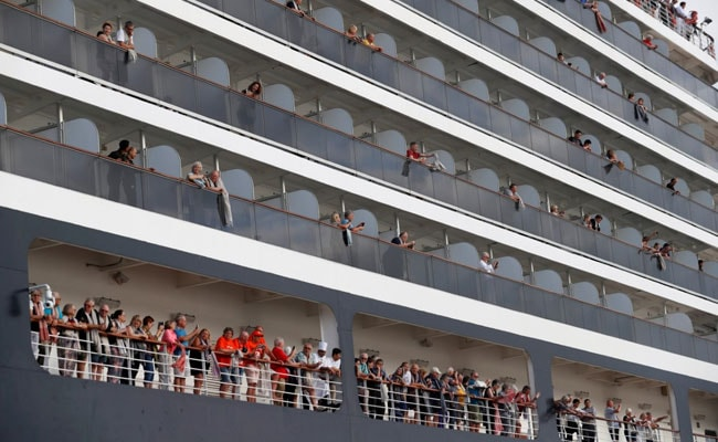 American From Cruise Ship Docked In Cambodia Tests Positive For Coronavirus