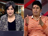 Video : AAP's Hanuman Pitch
