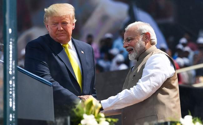 India, US To Sign Defence Deals Worth $3 Billion: Donald Trump