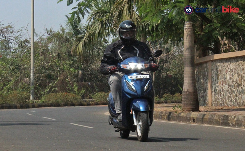 2020 Honda Activa 6G Review