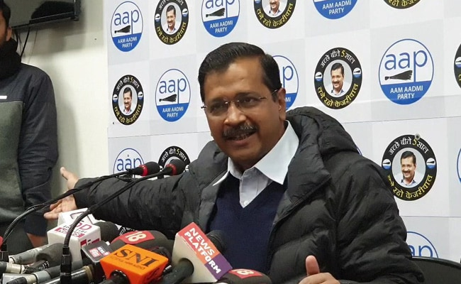 Arvind Kejriwal Gets Election Commission Notice For February 3 Video On Twitter