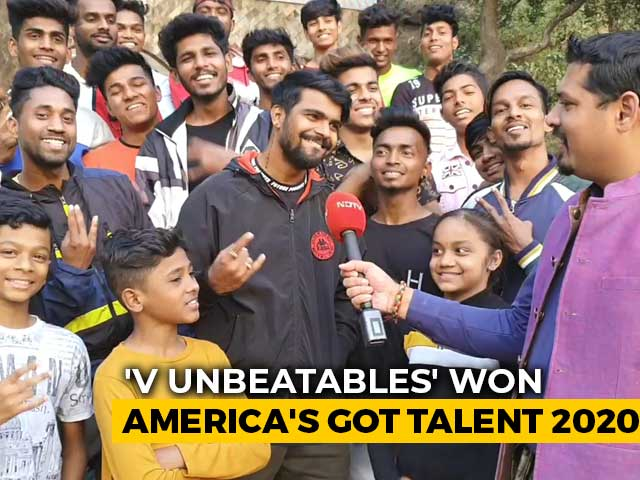 Video : Story Of 'V Unbeatable': From Mumbai Slums To World Stage