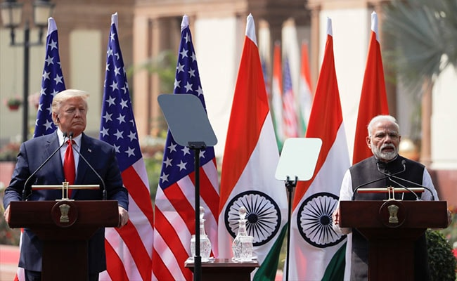 PM Modi Not In 'Good Mood' Over Border Row With China: Donald Trump
