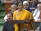 Video : Watch: Nirmala Sitharaman's Full Budget Speech 2020