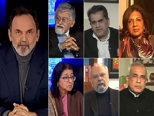 Video : Prannoy Roy's Analysis Of Nirmala Sitharaman's Budget 2020