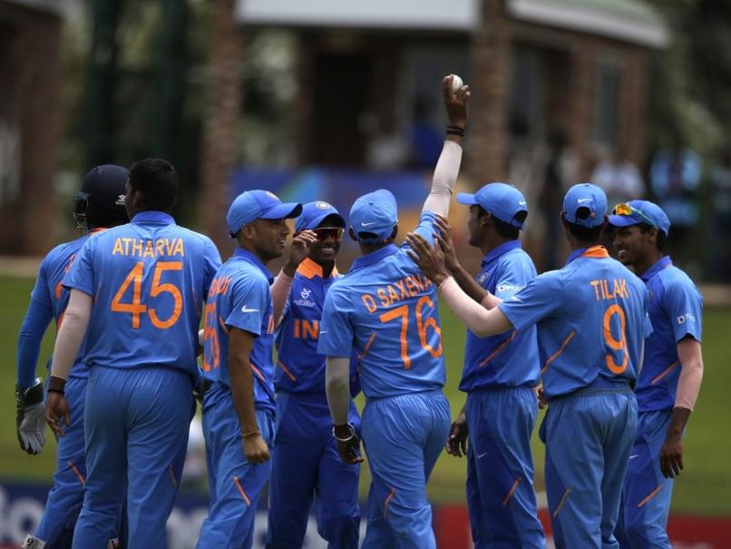 Cheteshwar Pujara, Ajinkya Rahane Wish India U-19 Team Ahead Of World Cup Final