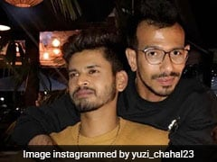 """""""Don't Be Jealous"""": Yuzvendra Chahal, Rohit Sharma Troll One Another On Instagram"""