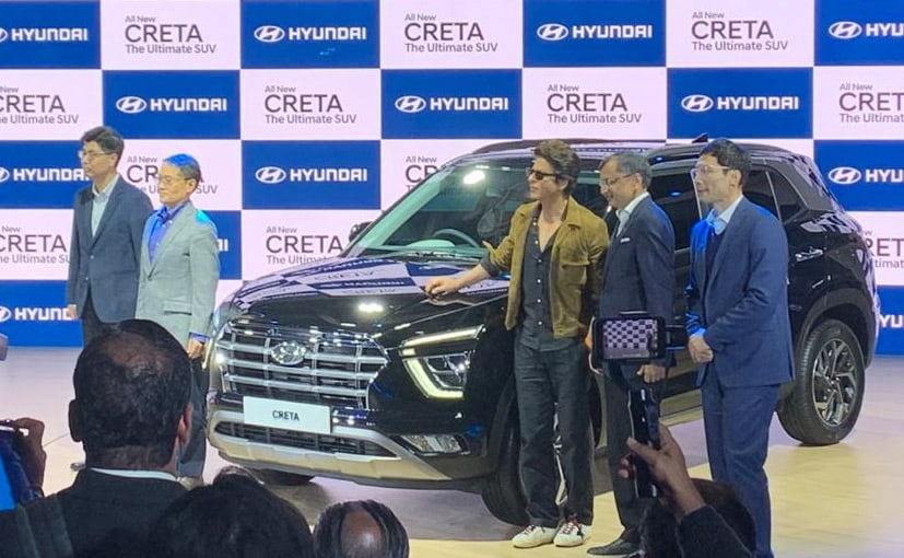 Auto Expo 2020: New-Generation Hyundai Creta Unveiled; India Launch In March 2020