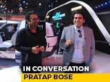 Video : In Conversation With Pratap Bose, Design Head- Tata Motors