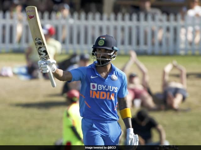 KL Rahul auctions World Cup bat to raise funds for vulnerable children