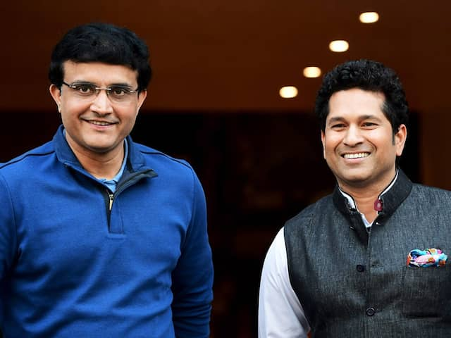 Sourav Ganguly Turns 48, Sachin Tendulkar Leads Wishes