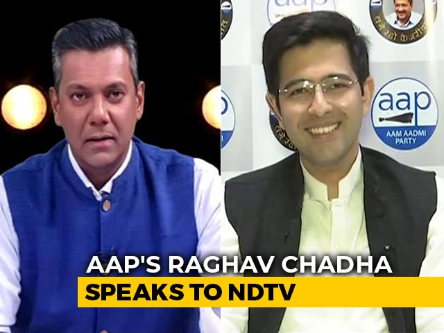 AAP's Raghav Chadha On Shaheen Bagh Protests: 'Delhi Law And Order Under Centre'