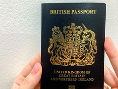 Britain To Start Issuing Post-Brexit Blue Passports Next Month